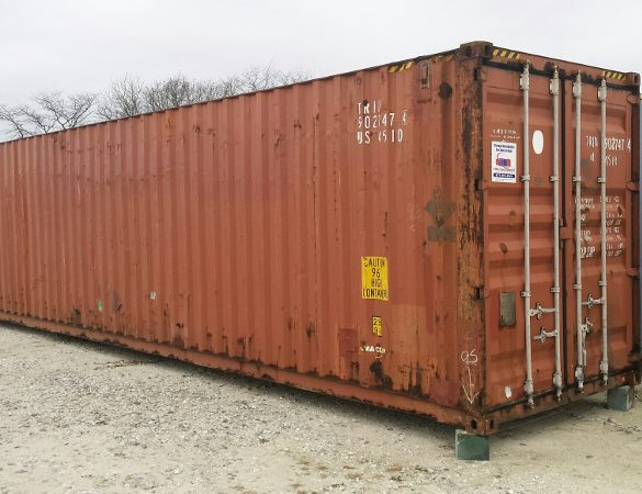 6 Reasons Used Shipping Containers For Sale Might Be Your Best Bet