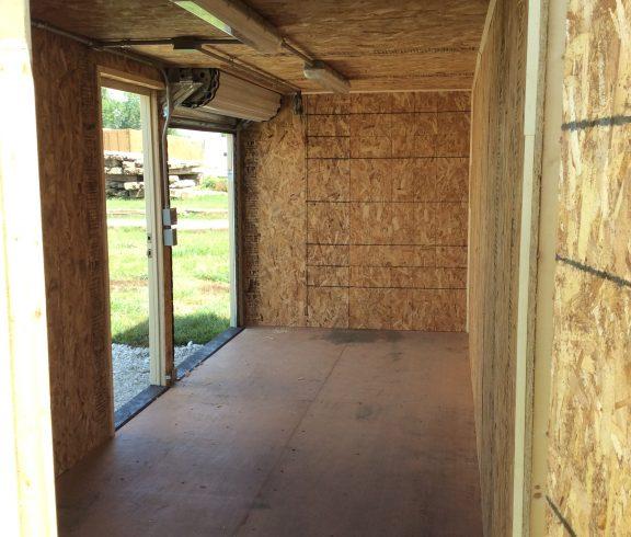 Roll-Up & Walk-Through Doors