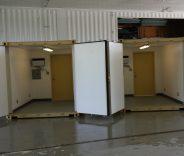 Motor & Control Rooms