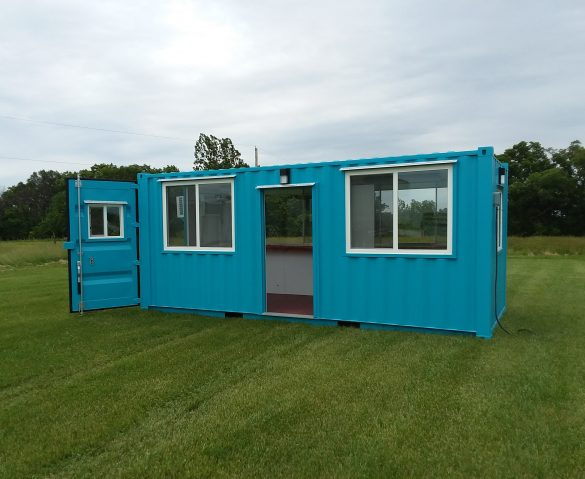 4 Ways to Use Concession-Style Custom Shipping Containers