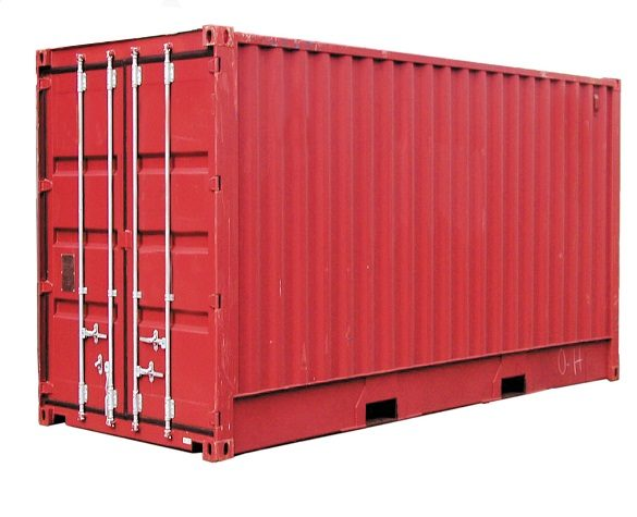 Types of Shipping Containers for Storage