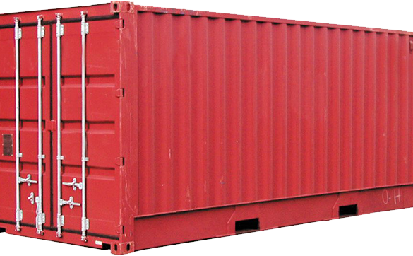 Dry Storage Shipping Containers