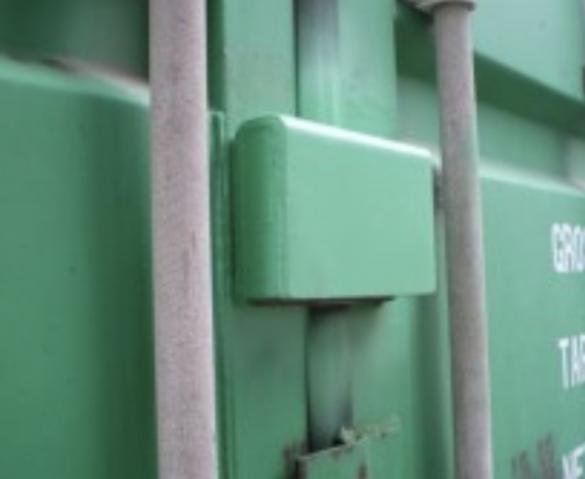 Container Door Upkeep