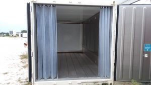 20 foot Reefer Inside refrigerated container