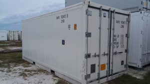 20 foot Refrigerated container