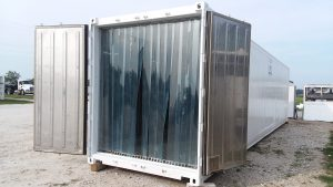 40 foot refrigerated containers doors