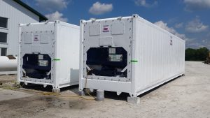 40 foot Refrigerated Containers