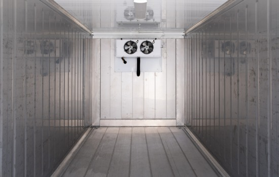 Refrigerated Storage Containers width=