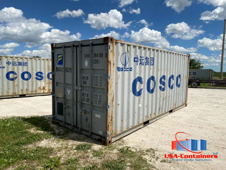 Reefer Containers Missouri