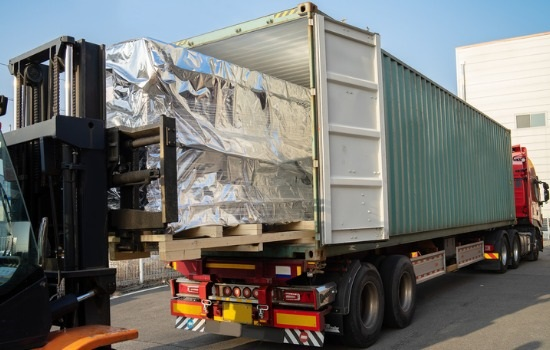 The Loading of Climate Controlled Containers