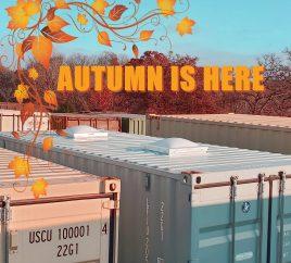 Fall Portable Storage Options