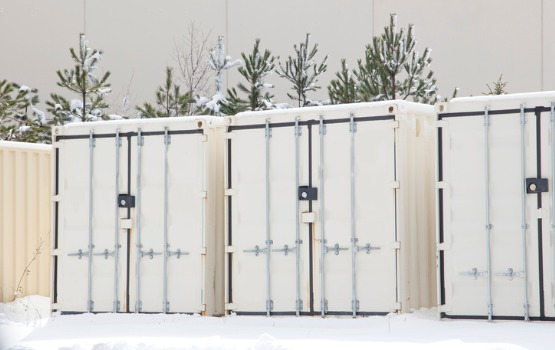 Six Ways to Prep Your Storage Container for Cooler Weather