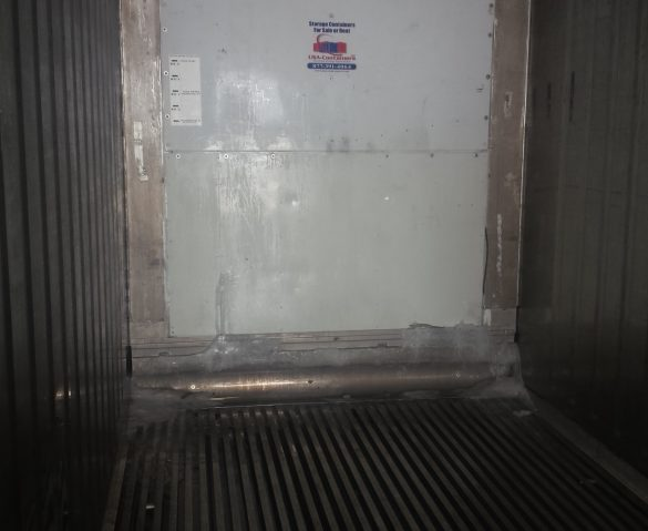 Refrigerated Container Defrost Importance