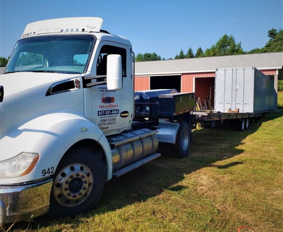Delivery & Site Preparation