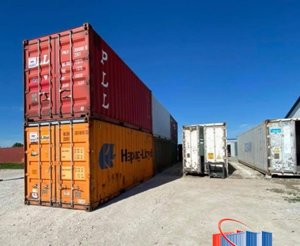 Common Shipping Container Terms
