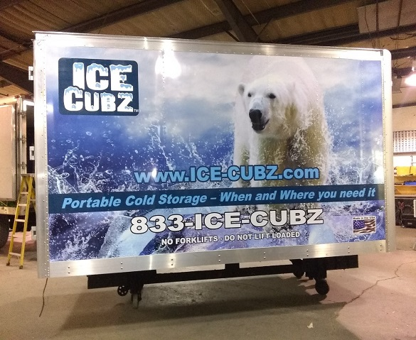 Custom Refrigerated Containers in Illinois
