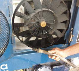 Condenser Coil Maintenance: