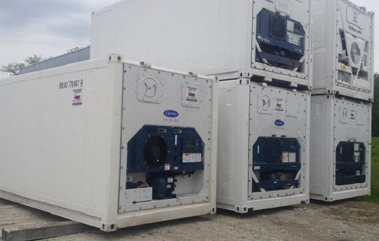 Refrigerated Containers in Springfield IL