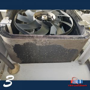 condenser coil dirty